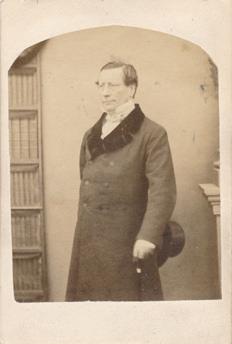 Photograph of Sir Morton Peto