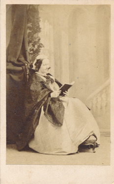 Photograph of the Duchess of Argyll
