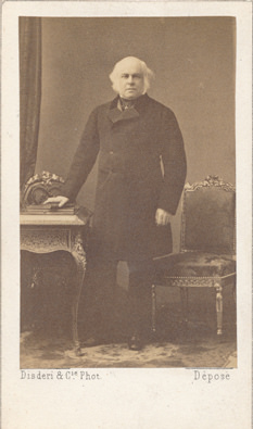 Photograph of the Earl of Elgin