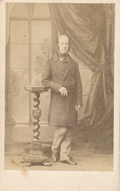 Photograph of the Rt. Hon. James Moncreiff
