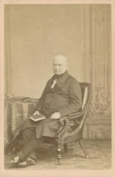 Photograph of Thomas Chandler Haliburton