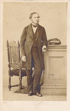 Photograph of William Ewart Gladstone