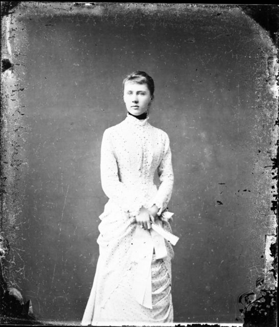 Princess Elisabeth Auguste Marie Agnes of Saxe-Altenburg
