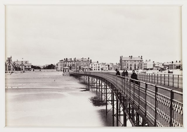 'Rhyl, View From The Pier'