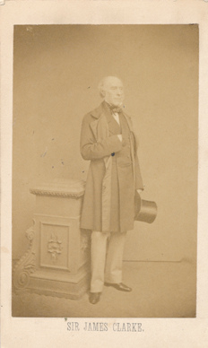 Sir James Clarke