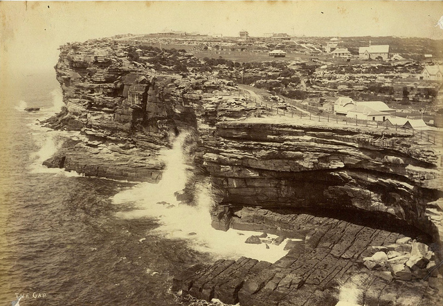 The Gap, Sydney, 188- / photographer unknown