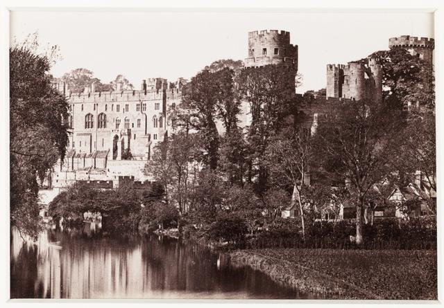 'Warwick Castle, General View'