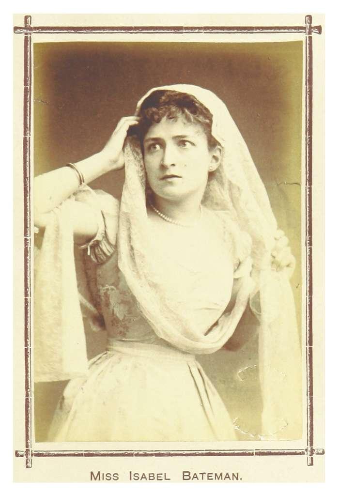 LONDON ILLUSTR(1881) p10.129 ISABEL BATEMAN