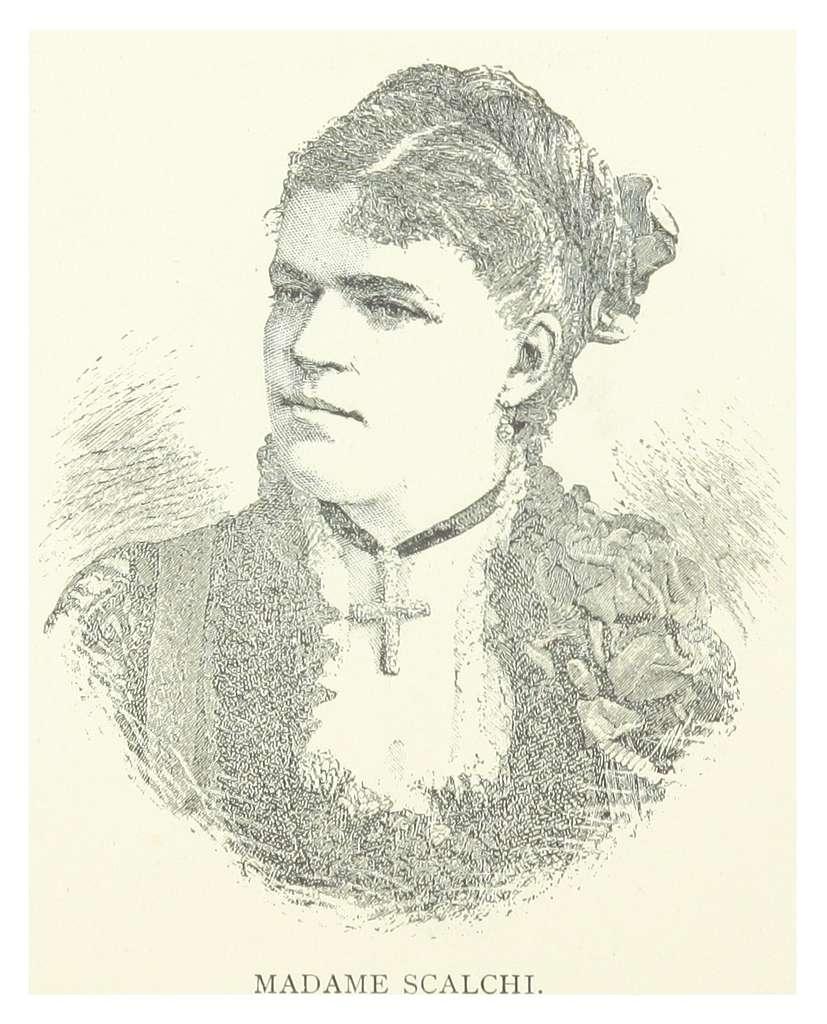 LONDON ILLUSTR(1882) p11.126 MADAME SCALCHI