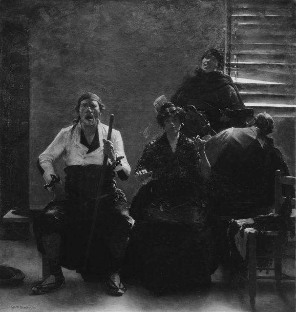 The Quartette (Un quatuor)