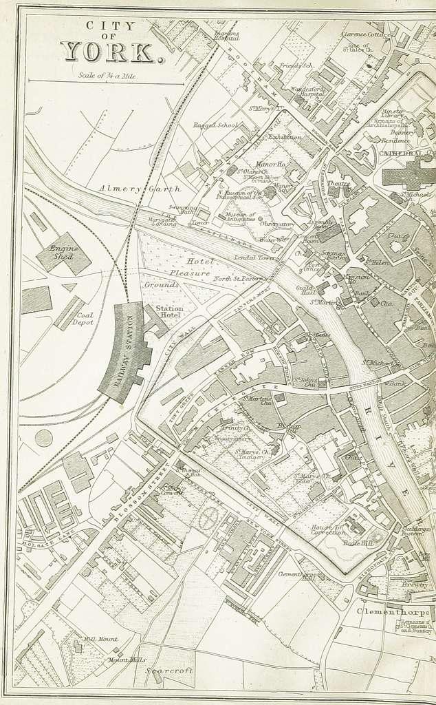 EW(1884) p.612 - City of York (left) - A + C Black (pub)
