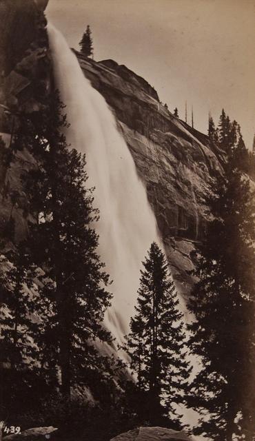 Nevada Falls 700 feet