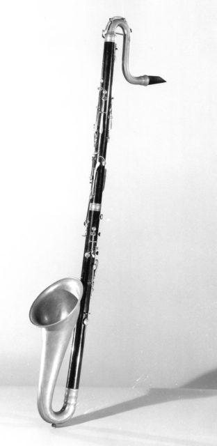 Contratenor Clarinet in E-flat