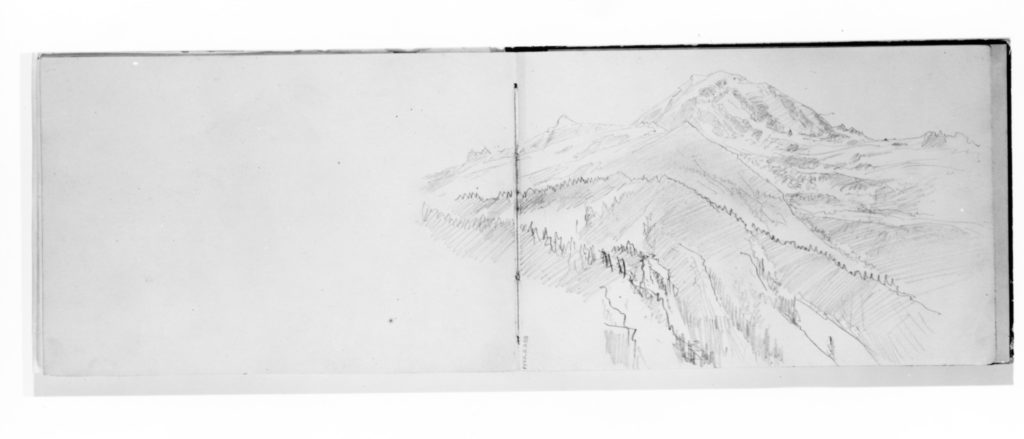 Hills and Mountains (from Sketchbook X)