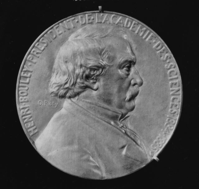 In Honor of Henri Bouley, President of the Academy of Sciences, 1884–85