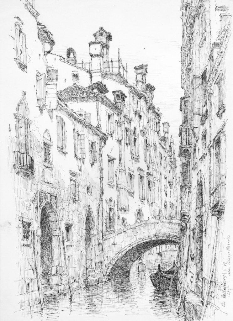 Rio della Verona, Venice