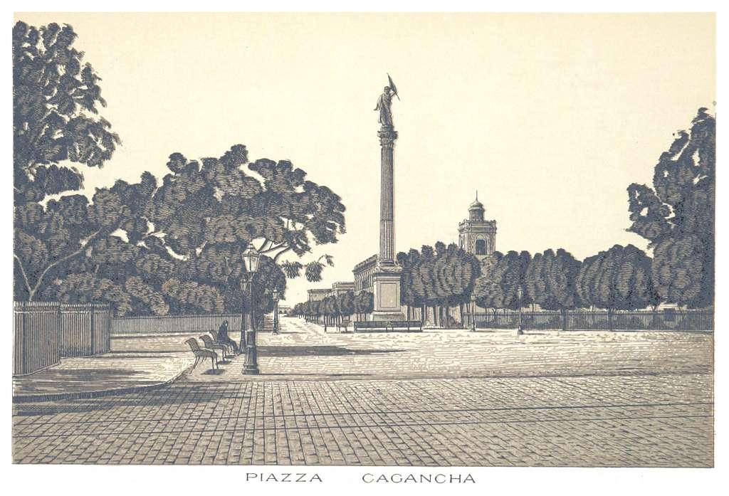 Montevideo, PIAZZA CAGANCHA