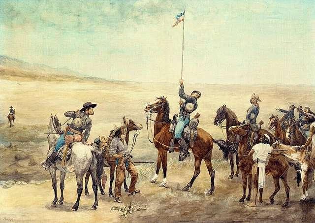 Remington - Signaling the Main Command