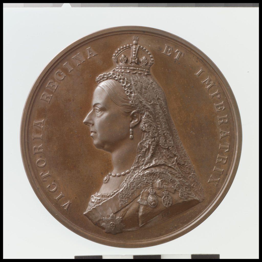 Golden Jubilee Medal of Queen Victoria