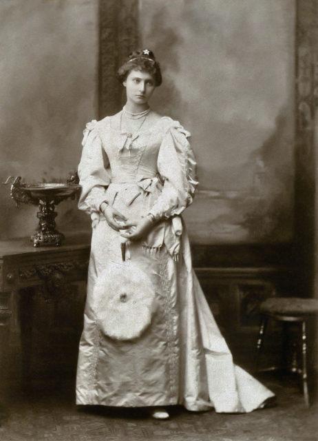 Prinsess Alix of Hesse