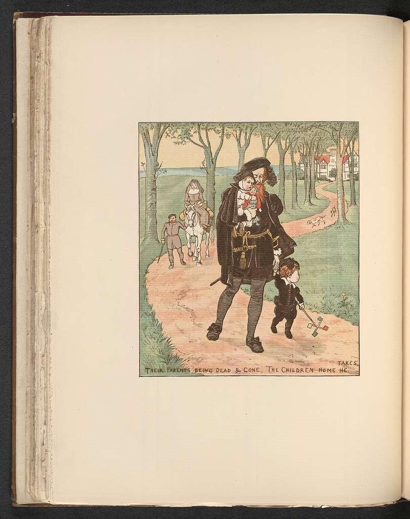 Randolph Caldecott collection-page 0134