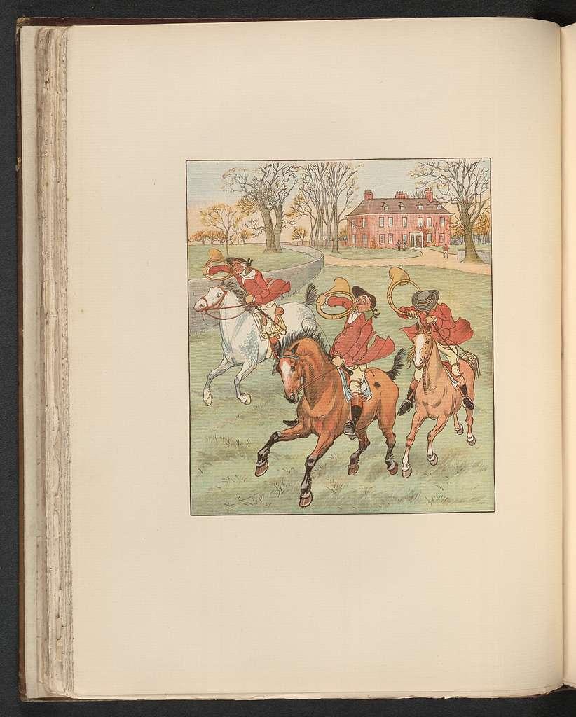 Randolph Caldecott collection-page 0158
