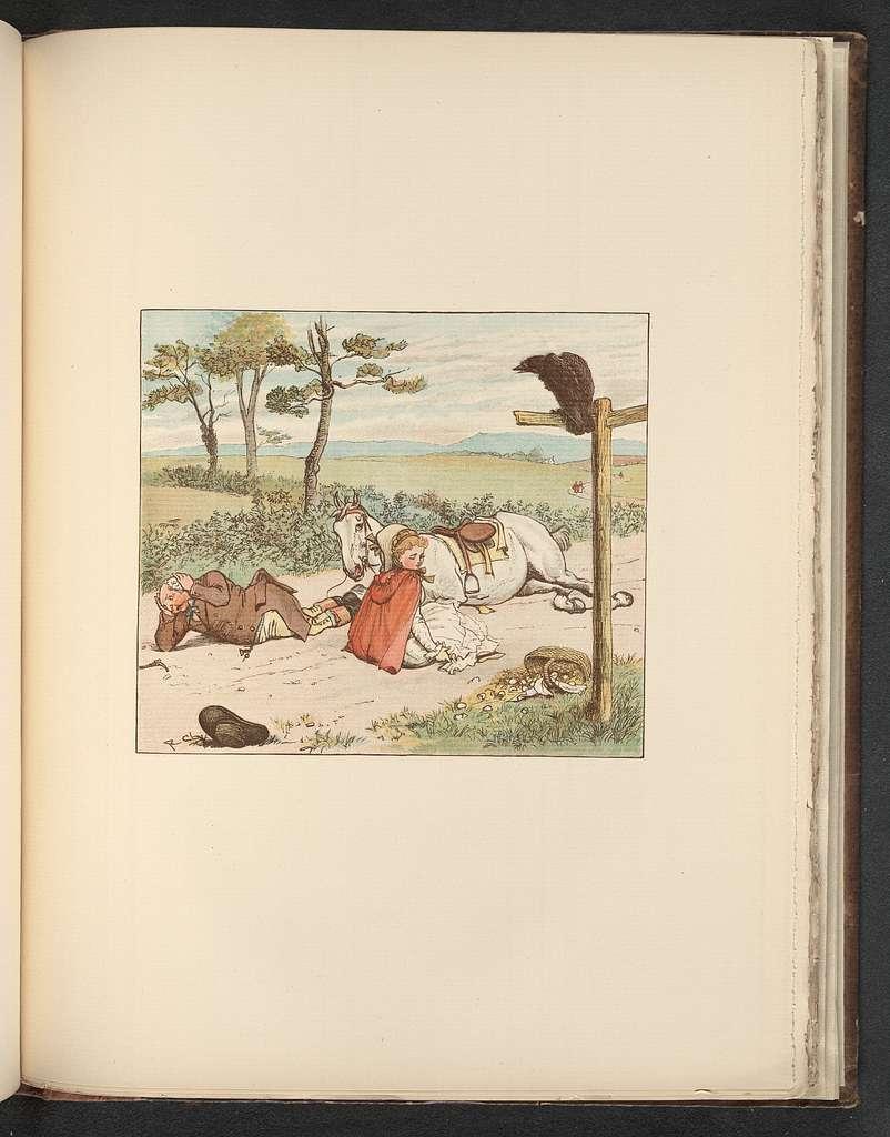 Randolph Caldecott collection-page 0447