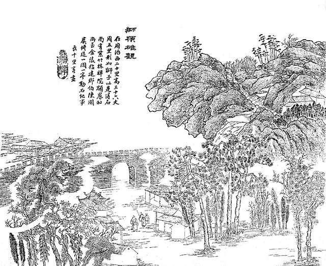 forty eight views in jinling shicheng jixue