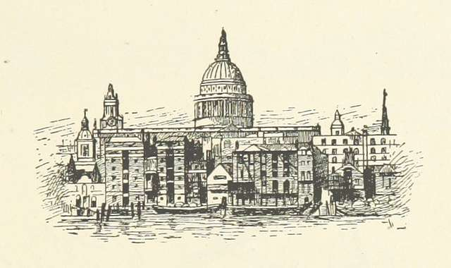 Image taken from page 11 of 'London and its Environs. A picturesque survey of the metropolis and the suburbs ... Translated by Henry Frith. With ... illustrations' (11100771814)