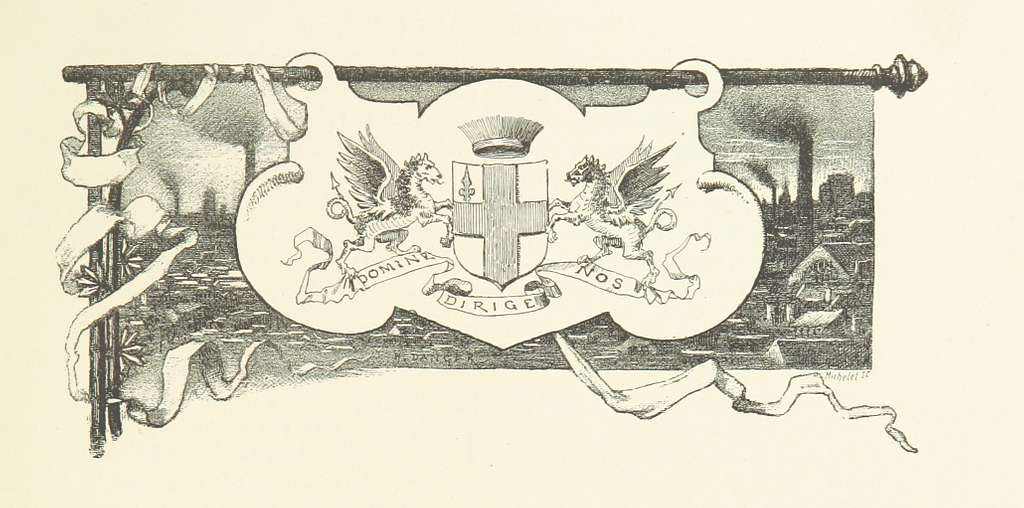 Image taken from page 13 of 'London and its Environs. A picturesque survey of the metropolis and the suburbs ... Translated by Henry Frith. With ... illustrations' (11198163603)