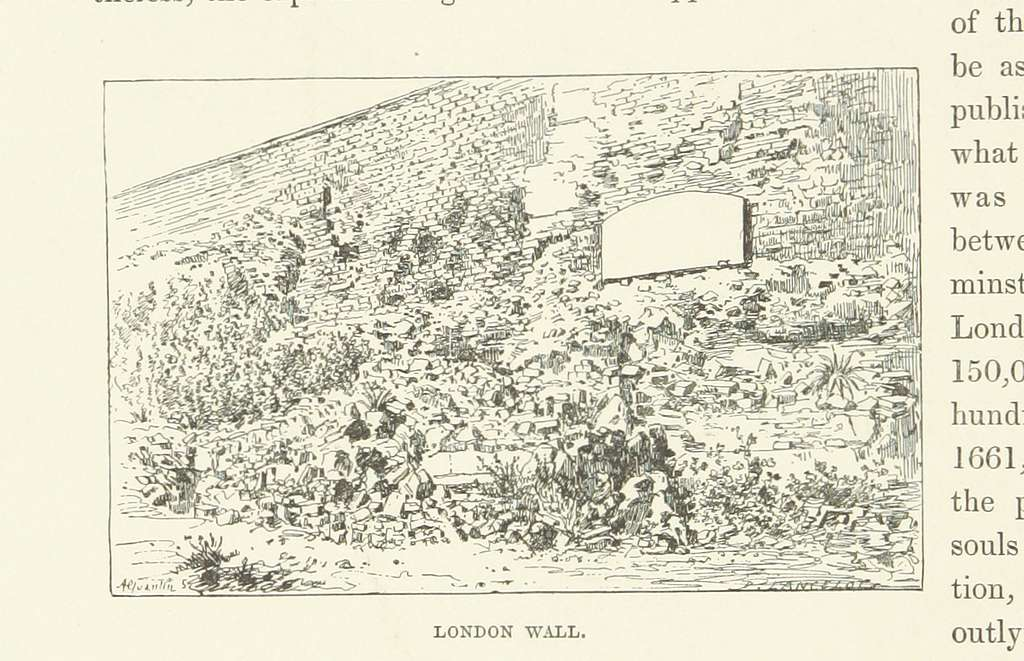 Image taken from page 14 of 'London and its Environs. A picturesque survey of the metropolis and the suburbs ... Translated by Henry Frith. With ... illustrations' (11290400516)