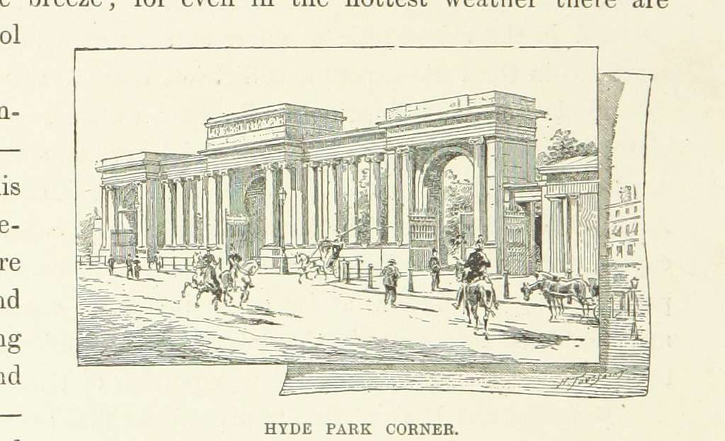 Image taken from page 140 of 'London and its Environs. A picturesque survey of the metropolis and the suburbs ... Translated by Henry Frith. With ... illustrations' (11105550203)