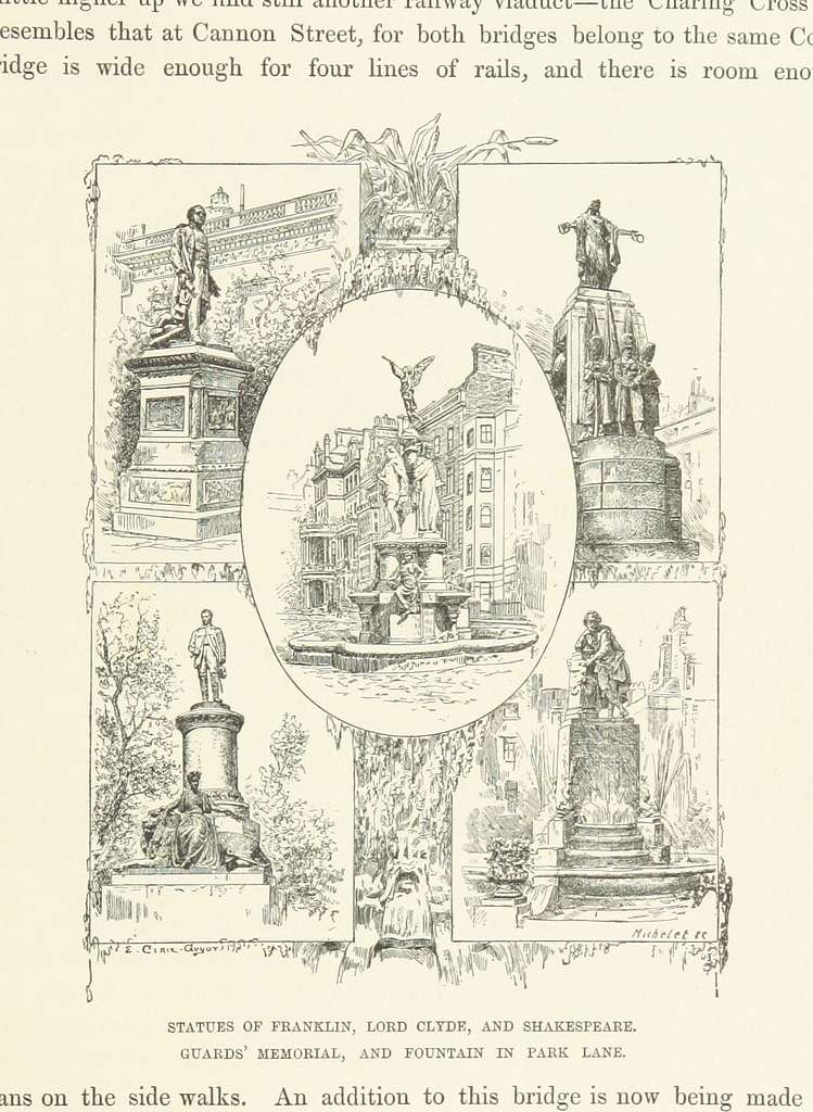 Image taken from page 153 of 'London and its Environs. A picturesque survey of the metropolis and the suburbs ... Translated by Henry Frith. With ... illustrations' (11196401013)