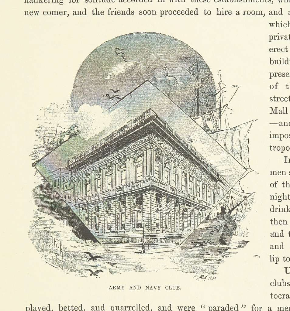 Image taken from page 169 of 'London and its Environs. A picturesque survey of the metropolis and the suburbs ... Translated by Henry Frith. With ... illustrations' (11290295266)