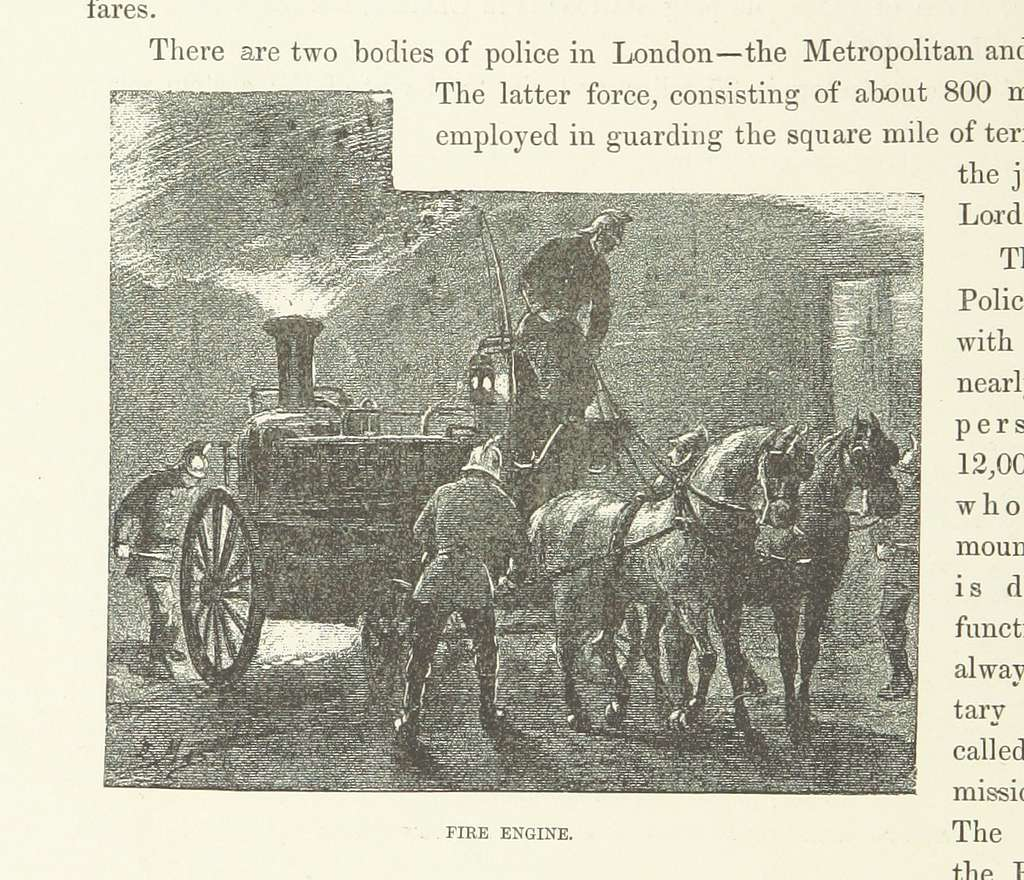 Image taken from page 192 of 'London and its Environs. A picturesque survey of the metropolis and the suburbs ... Translated by Henry Frith. With ... illustrations' (11290688163)