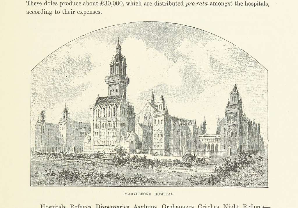 Image taken from page 197 of 'London and its Environs. A picturesque survey of the metropolis and the suburbs ... Translated by Henry Frith. With ... illustrations' (11196538774)