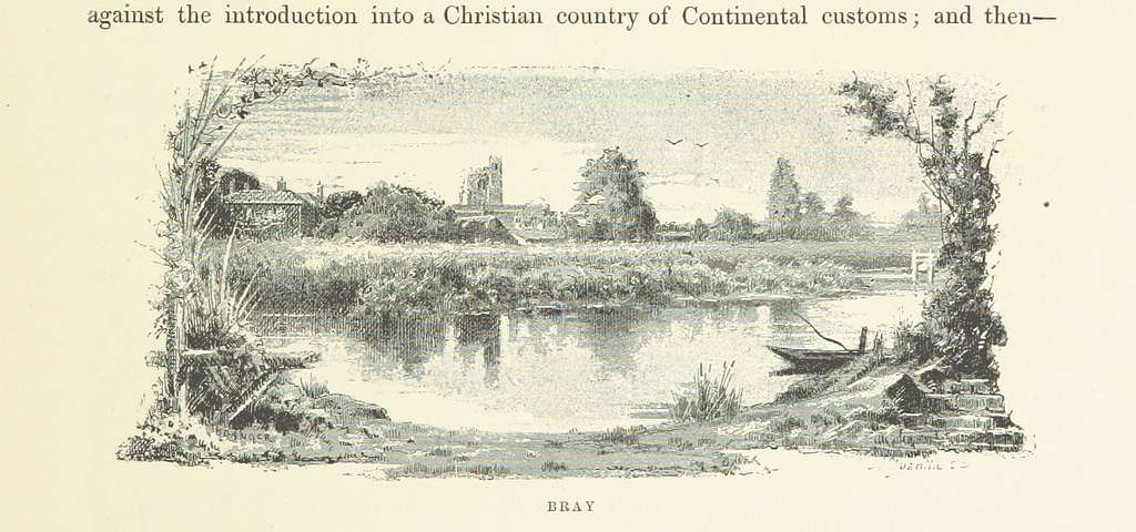 Image taken from page 207 of 'London and its Environs. A picturesque survey of the metropolis and the suburbs ... Translated by Henry Frith. With ... illustrations' (11289365474)