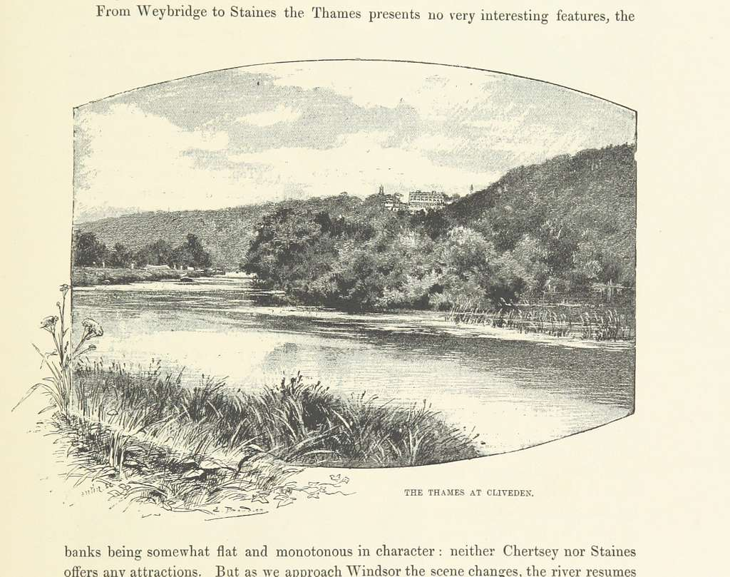 Image taken from page 209 of 'London and its Environs. A picturesque survey of the metropolis and the suburbs ... Translated by Henry Frith. With ... illustrations' (11193840066)