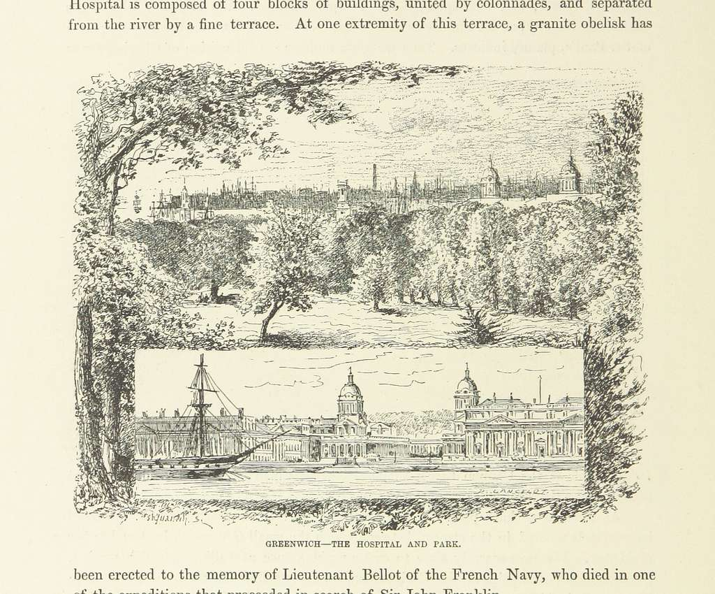 Image taken from page 214 of 'London and its Environs. A picturesque survey of the metropolis and the suburbs ... Translated by Henry Frith. With ... illustrations' (11197911053)