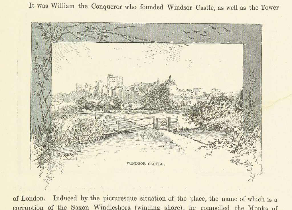 Image taken from page 217 of 'London and its Environs. A picturesque survey of the metropolis and the suburbs ... Translated by Henry Frith. With ... illustrations' (11195788083)