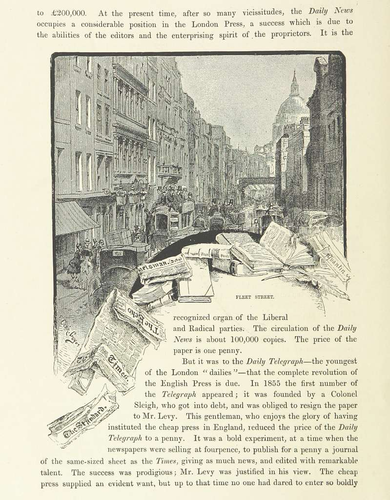 Image taken from page 22 of 'London and its Environs. A picturesque survey of the metropolis and the suburbs ... Translated by Henry Frith. With ... illustrations' (11194058875)