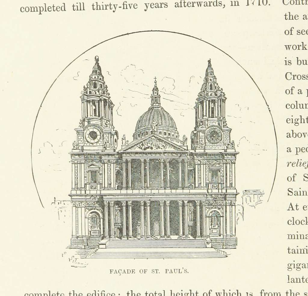 Image taken from page 40 of 'London and its Environs. A picturesque survey of the metropolis and the suburbs ... Translated by Henry Frith. With ... illustrations' (11291232264)