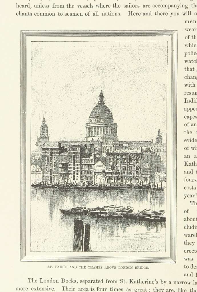 Image taken from page 68 of 'London and its Environs. A picturesque survey of the metropolis and the suburbs ... Translated by Henry Frith. With ... illustrations' (11196181706)