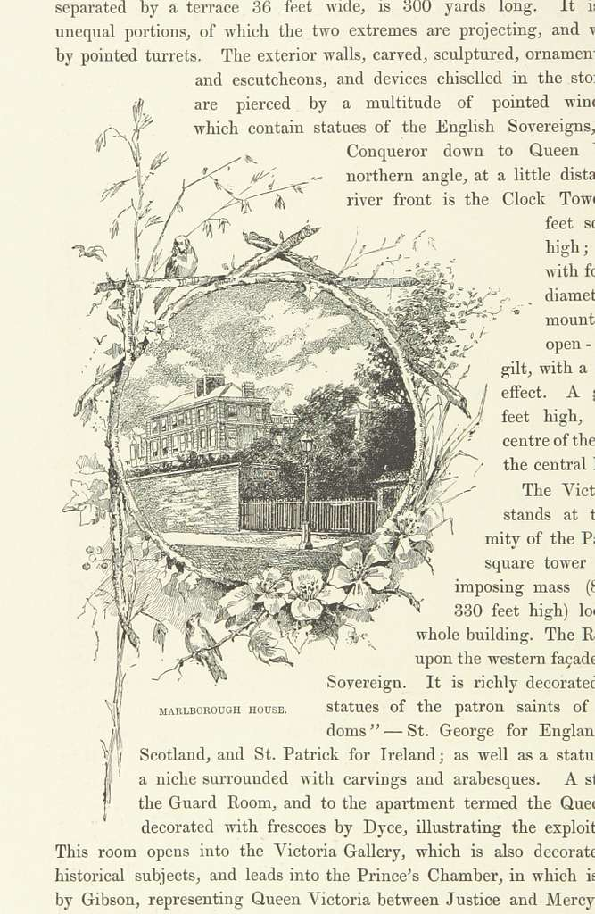 Image taken from page 94 of 'London and its Environs. A picturesque survey of the metropolis and the suburbs ... Translated by Henry Frith. With ... illustrations' (11194342545)