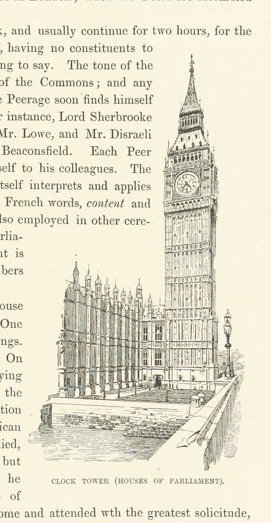 Image taken from page 97 of 'London and its Environs. A picturesque survey of the metropolis and the suburbs ... Translated by Henry Frith. With ... illustrations' (11291041715)
