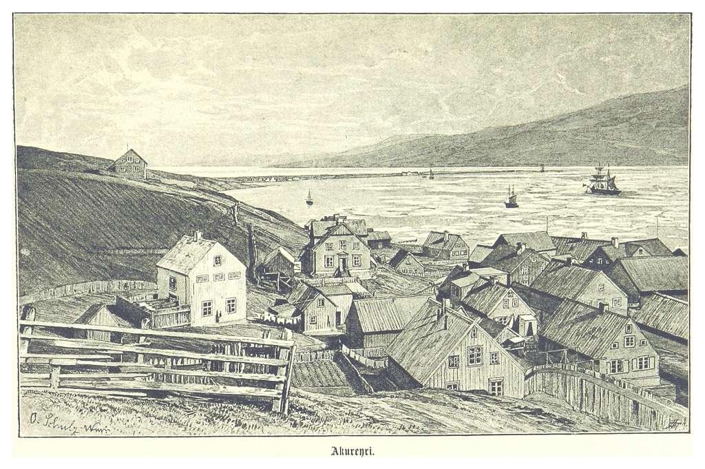 (Baumg1889) Akureyri