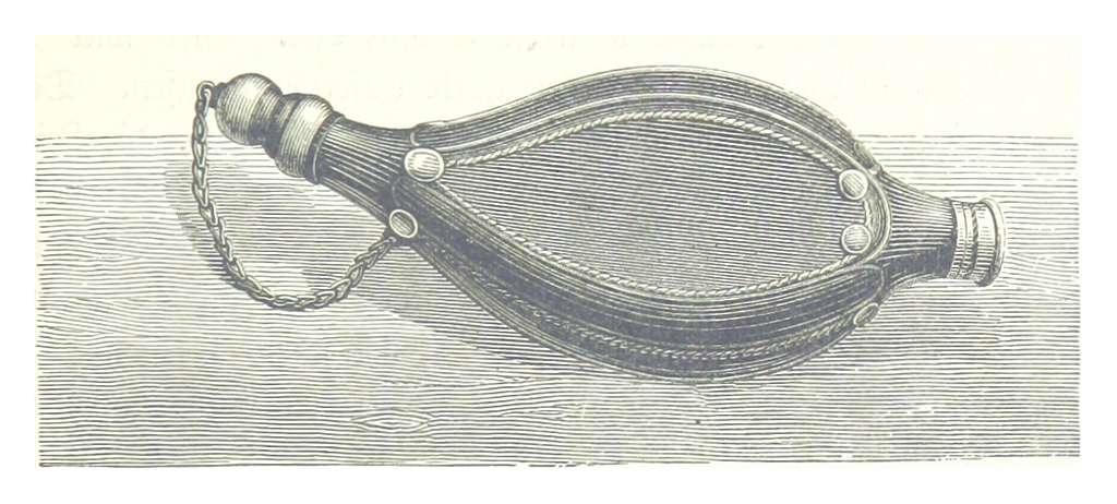 (Baumg1889) Isländische Tabakdose