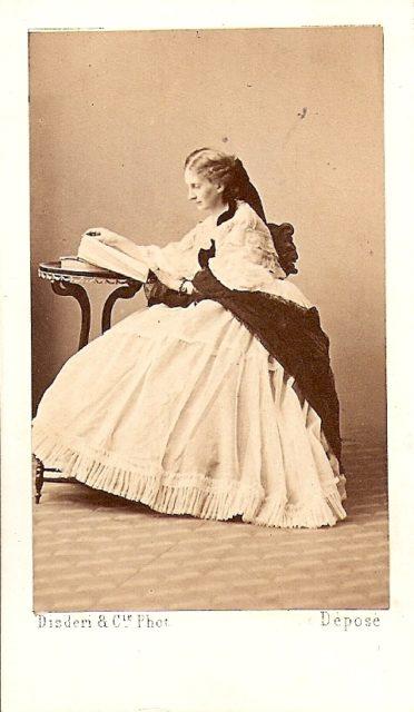 Princess Sofia Sergeyevna Trubetskaya, de Morny