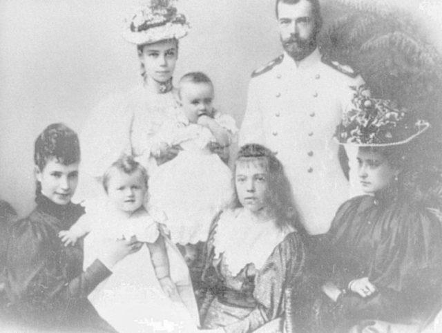 Royal Family Romanov