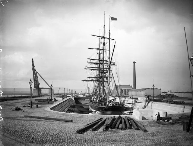 Alexandra Graving Dock, Belfast (2)